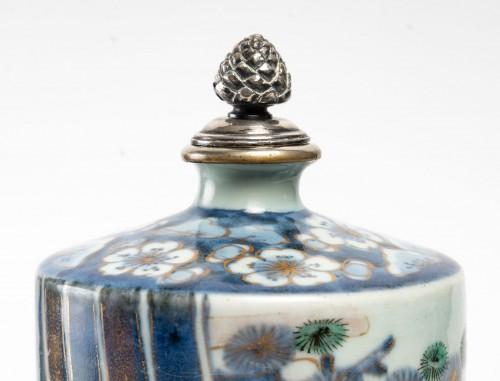 18th century - Pair of Tokkuri (sake flask)