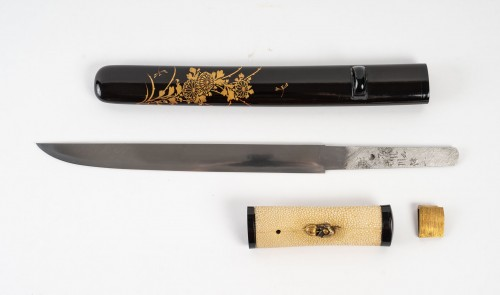A Tanto of Heiseï 10 (1998) Period by Hiroshi - Asian Works of Art Style