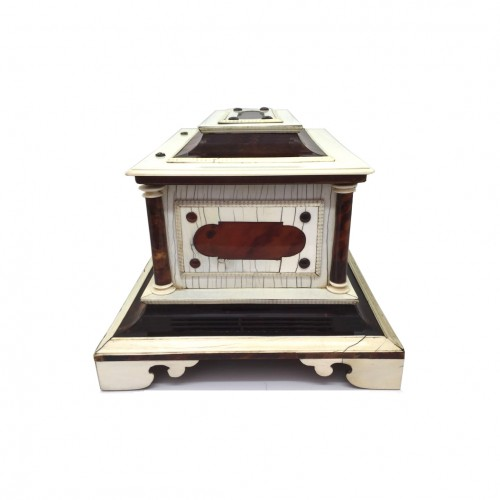 Furniture  -  Augsburg Jewelry casket Attributed to Melchior Baumgartner (1621-1686)