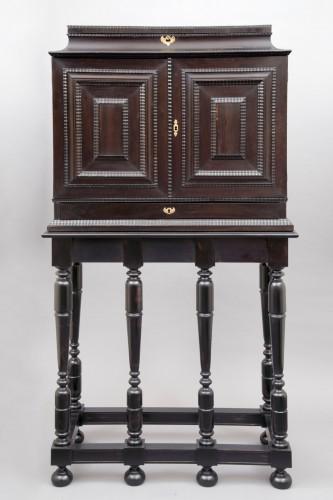 Antwerp Cabinet - Furniture Style Louis XIII