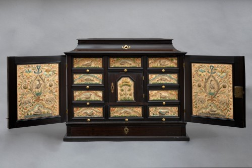 Furniture  - AN ANTWERP COLLECTOR'S CABINET