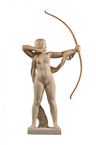 Cecil HOWARD (1888-1956) -  Archery (1926-1928)