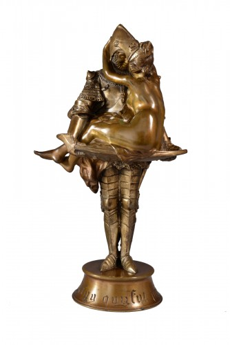 Celuy quy fut pris - François André CLEMENCIN (1878-1950)