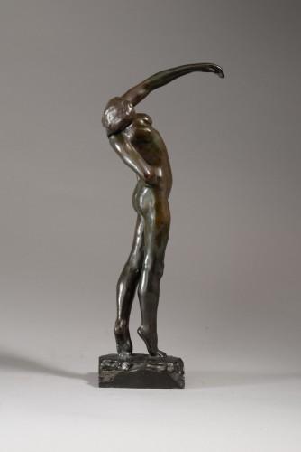 Joseph BERNARD (1866-1931) - Naked dancer - Sculpture Style