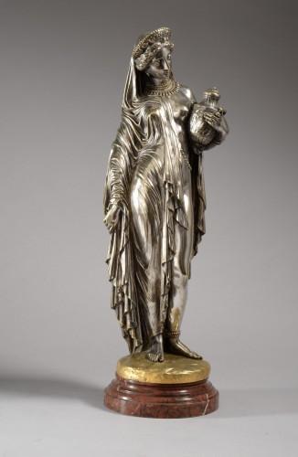 "Pandora (1845-1850) - counterpart of ""Phryne"" - James PRADIER (1790-1852) - Sculpture Style"