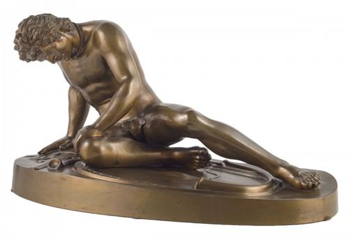 The Dying Galatian - Benedetto Boschetti (1820 - 1860)