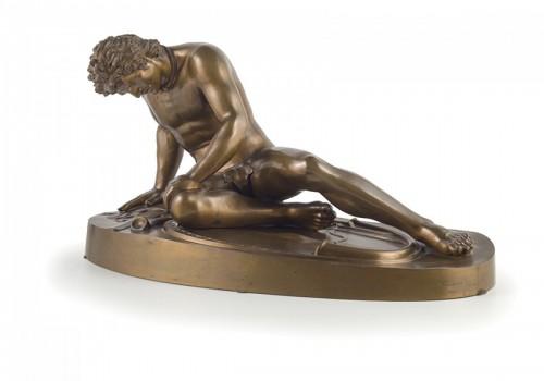The Dying Galatian - Benedetto Boschetti (1820 - 1860) -