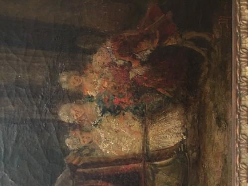 19th century - Adolphe-Joseph-Thomas Monticelli (1824 - 1886)