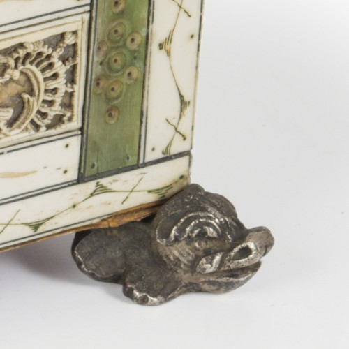 Casket in ivory - Objects of Vertu Style Louis XVI