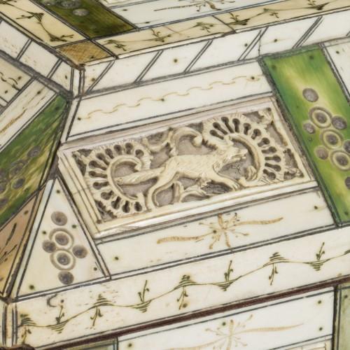Casket in ivory - Louis XVI