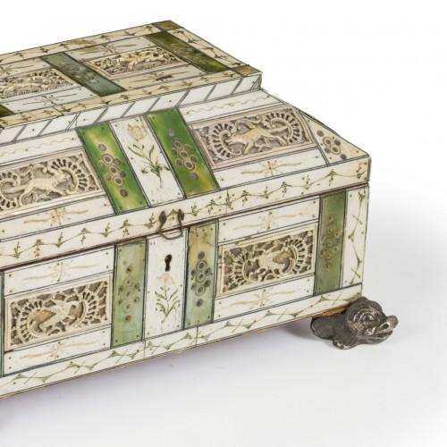 Louis XVI - Casket in ivory
