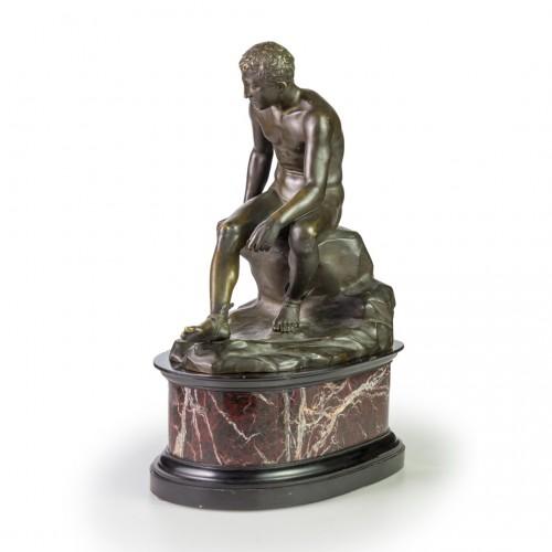 Mercury, Rome 19th Century - Sculpture Style Napoléon III