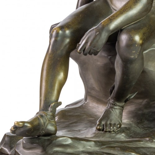 Sculpture  - Mercury, Rome 19th Century