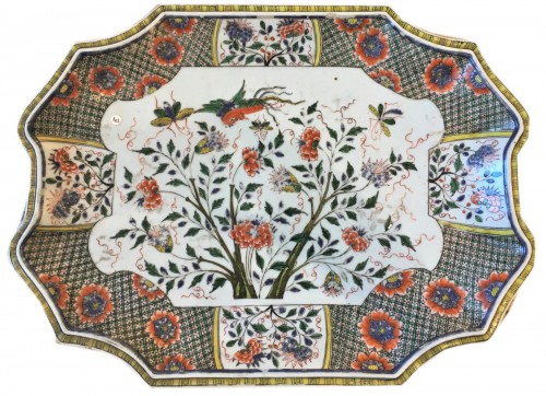 A Chinese tray