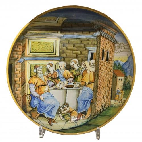An Urbino maiolica bowl