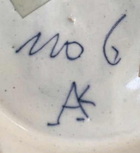 Porcelain & Faience  - A Delft jug