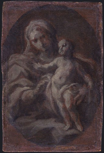 Francesco Narici (1719–1785) - The Virgin and Child