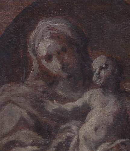 Francesco Narici (1719–1785) - The Virgin and Child - Paintings & Drawings Style