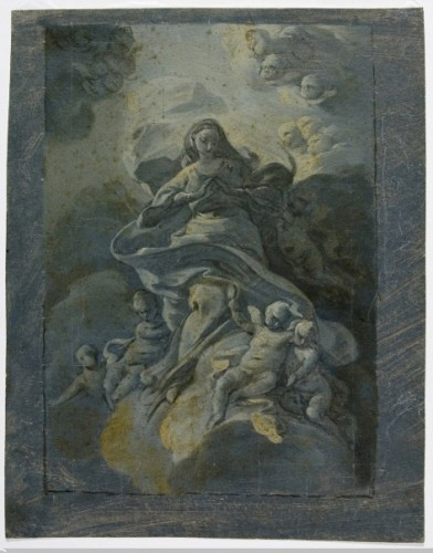 18th century - Francesco Narici (1719–1785) - The Virgin and Child