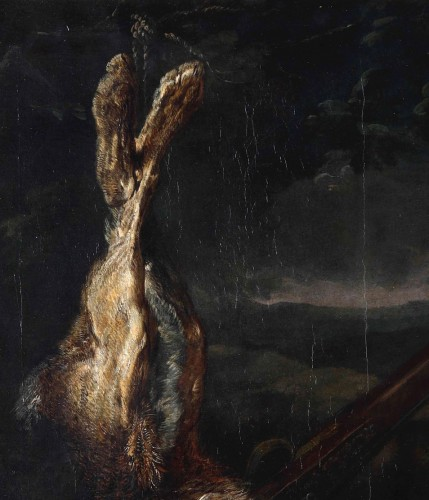 Attributed to Peeter Boel (1622 – 1674) - A Dead Hare -