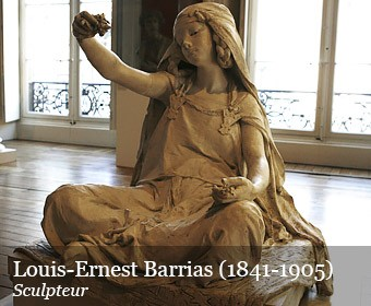 Louis-Ernest BARRIAS (1841-1905)