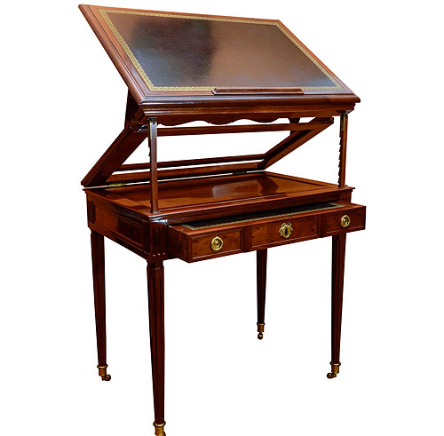 Table tronchin Louis-xvi