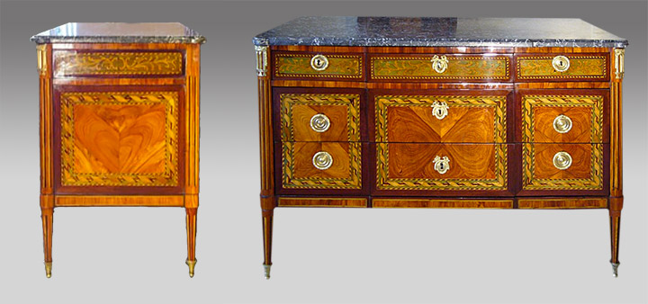 Cosson Jacques-Laurent - Commode