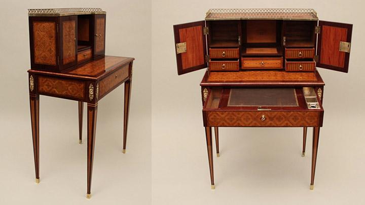 godefroy dester b niste du xviiie si cle anticstore. Black Bedroom Furniture Sets. Home Design Ideas