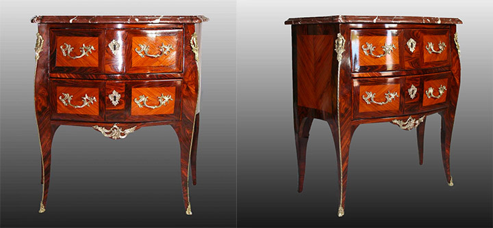 Ellaume Jean Charles - Commode