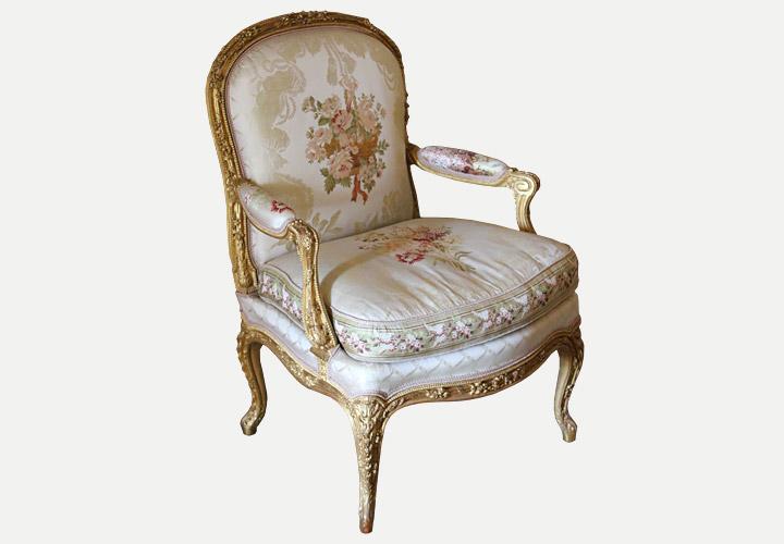 Nicolas quinibert foliot menuisier du xviiie si cle for Le pere du meuble furniture