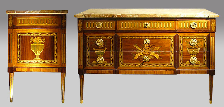 Schiler Jean-Martin - Commode