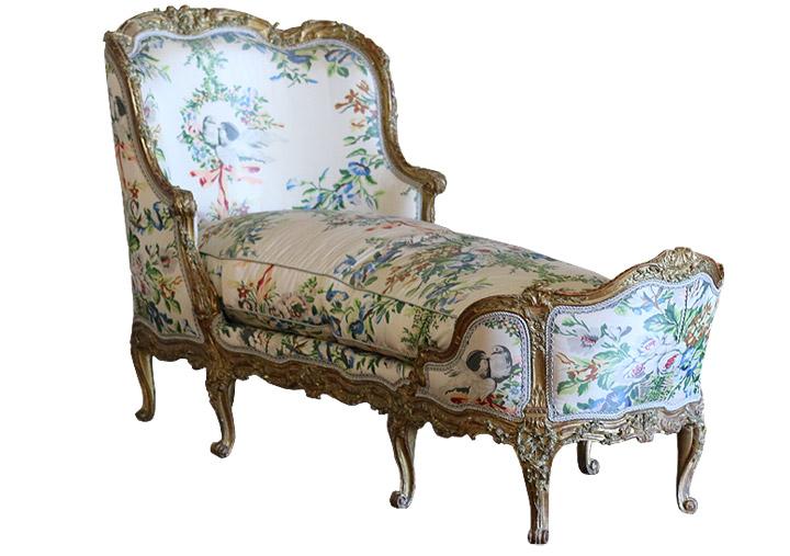 Jean baptiste ii tilliard menuisier du xviiie si cle anticstore - La chaise longue rue princesse ...